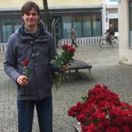 Bundestagskandidat Andi Mehltretter