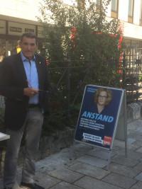 Stadtrat Toni Bayerstorfer